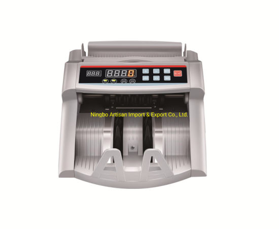 Luxury New Fashion Cash Currency Money Banknote Detector Bill Counter