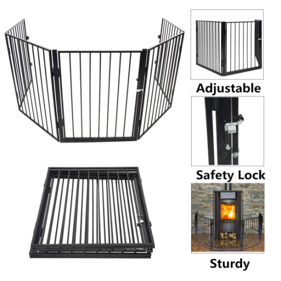 China Puppy Gate Baby For Dog Big Play Protection Fence Indoor Small