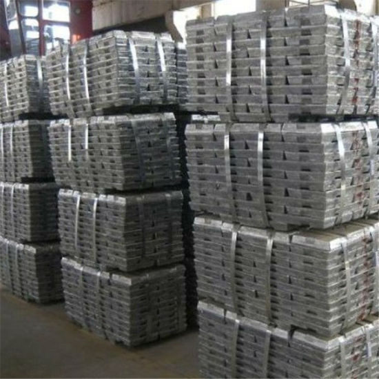 China Best Price Refined Pure Metal High Purity 99.99% Lead Ingot pictures & photos