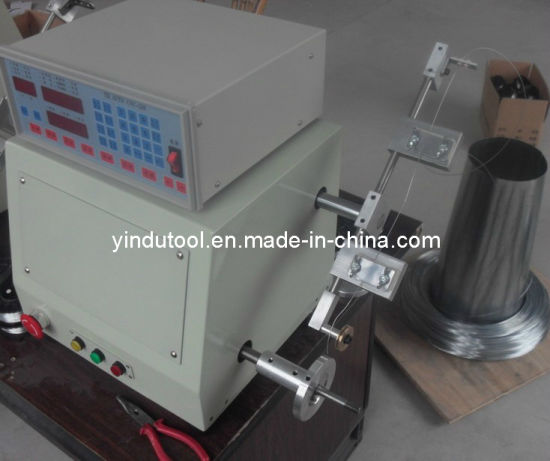 China Automatic Wire Coiling Machine for Rebar Tying Wire (TRT0510 ...