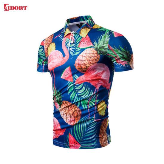 Aibort Custom Sublimation Short Sleeve Dry Fit Polo Tshirt (Polo-36)