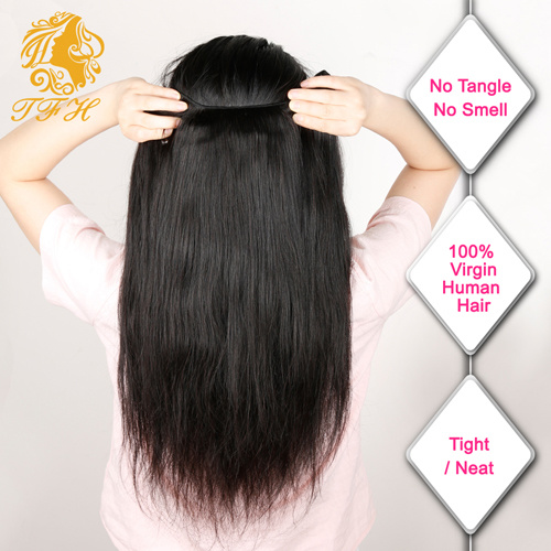 8A Grade 100% Malaysian Virgin Remy Human Hair Weaving pictures & photos