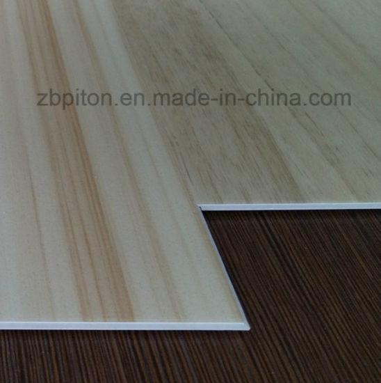 China Fireproof Virgin Material Spc Vinyl Flooring China Vinyl