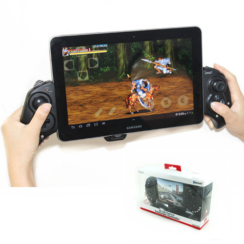 Extending Bluetooth Game Controller for Cellphones and Tablets