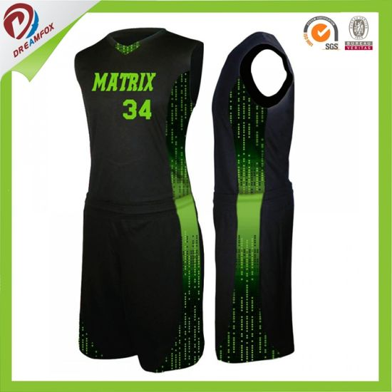 a0949161458 China OEM Service Free Design Custom Team Basketball Jerseys  Rh dreamfoxsport.en.made-in-china.com