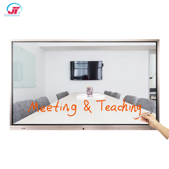 Infrared Multi-Touch All in One Portable Interactive Whiteboard Defi Software