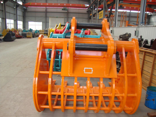 Excavator Attachments Skeleton Bucket, Riddle Bucket pictures & photos