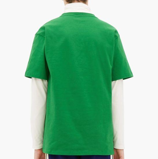 Wholesale Custom Spandex Dry Fit Running Fitness T Shirt Men