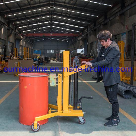 450kg Walkie Hydraulic Lifter Hand Lift Manual Stacker Dtf450b