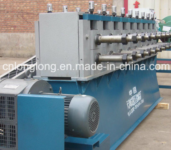 Hydraulic Steel Reinforcement Rolling Mill for PVC Windown and Door pictures & photos