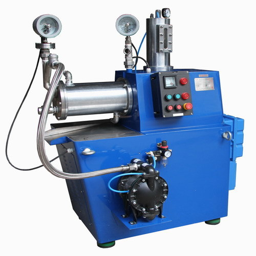 5L Horizontal Bead Mill for Paint, Ink, Pigment (ZM5 series)