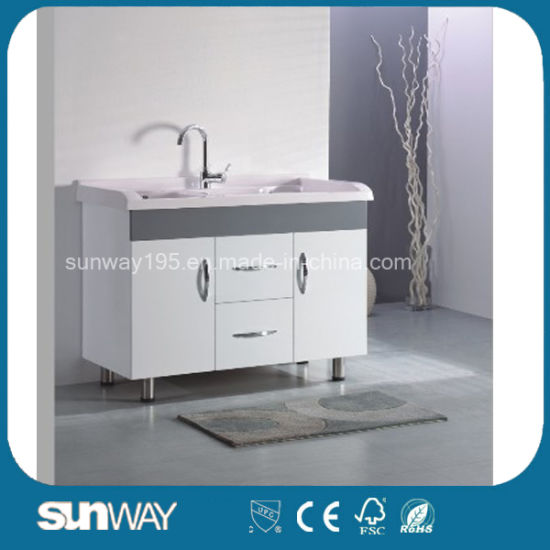 Hot Laundry Cabinet Modern Wash Tub Sw Lc2026 Pictures Photos
