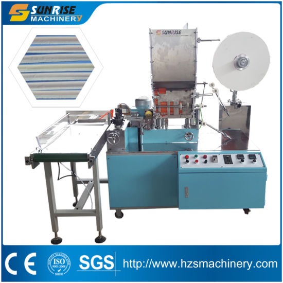 Customized Straw Wrapping Machine (film or paper pack) pictures & photos