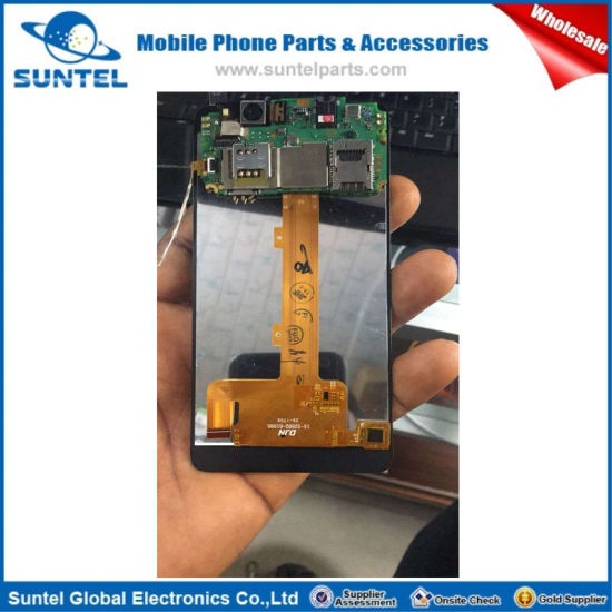 Hot Sale China Phone Repair Parts for Tecno N9 LCD Display with Touch  Screen Complete