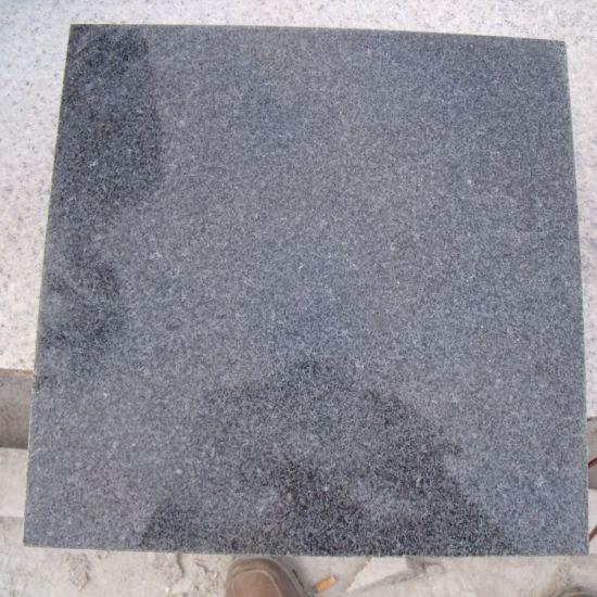 China Drak Grey G654 Granite Tile