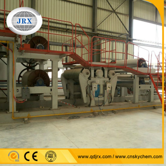 White-Face Grey Back Coated Board/White Top Paper Making Machine pictures & photos