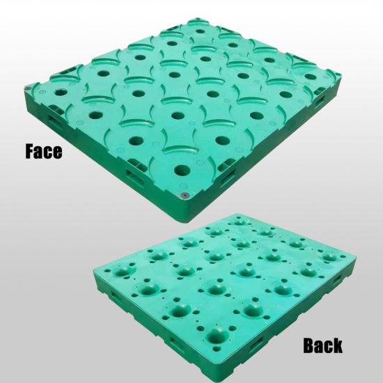 Heavy Duty Good Quality Plastic Pallets for 20L Water Bottle