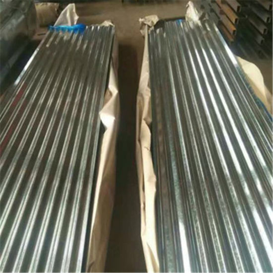 Corrugated Steel Sheet Galvanized Corrugated Steel Sheet for Roofing pictures & photos