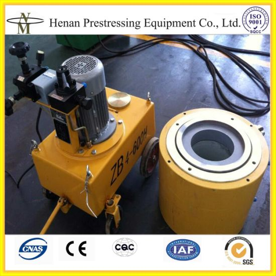 Ydc Series Post-Tensioning Hollow Plunger Jack