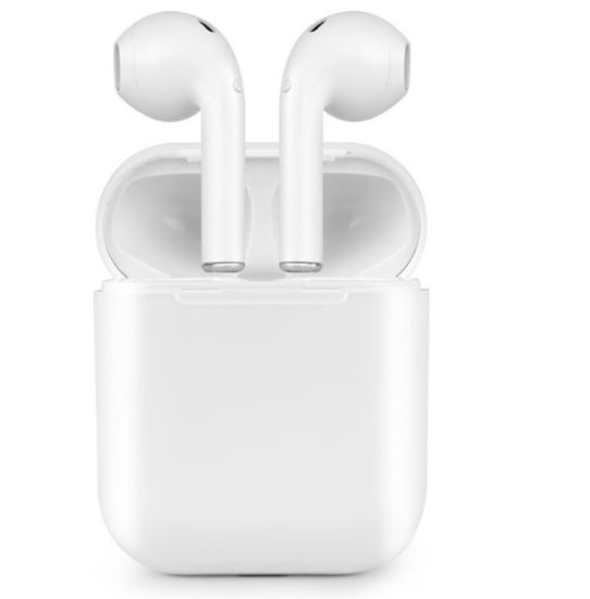 63aea37d83b Hbq Dual Track I8 Mini Airpods Bluetooth Earphones for All Mobile Phone