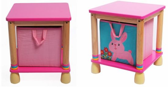 Phenomenal China Factory Supply Wooden Toy Storage Wooden Stool Chest Ncnpc Chair Design For Home Ncnpcorg