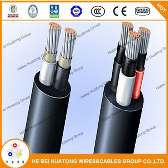 0.6/1kv Metal Wire Braid Shipboard Cable pictures & photos