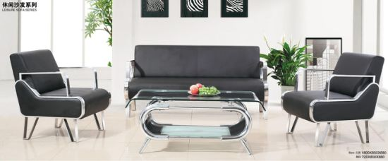 stainless steel modern bank sofa ya 319 - Banksofa