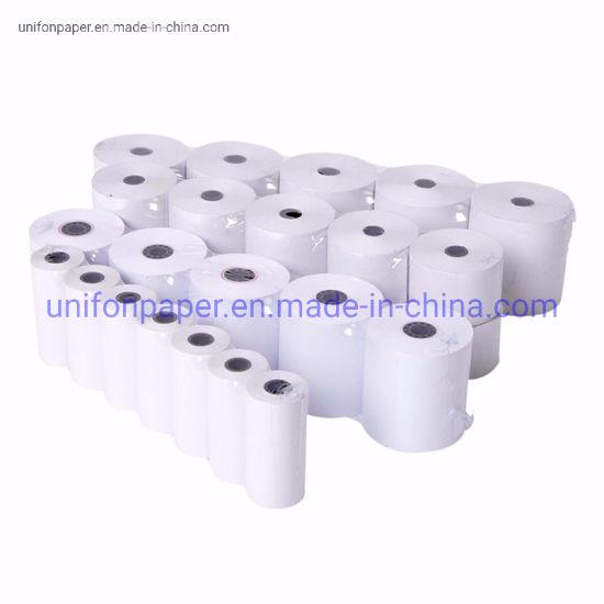 BPA Free Cash Register Thermal Jumbo Paper Roll 80mm*70mm 57mm 65GSM