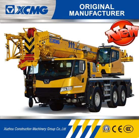 XCMG Official Manufacturer 60ton Xca60e Truck Crane pictures & photos
