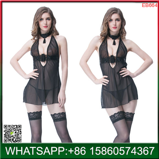 New Arrival Lady Erotic Sexy Lingerie Underwear China Factory