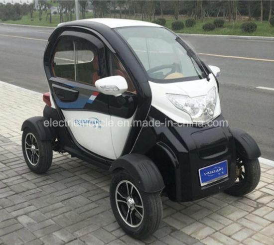 China City Smart Tour Electric Sightseeing Mini Car China Electric