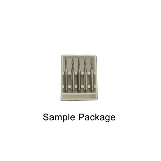 Best Quality Dental Tungsten Carbide Burs Cylinder Shape Drill RA-557