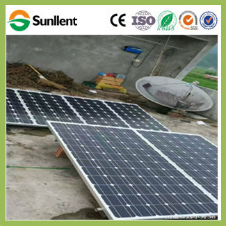 100W Solar Portable System Use Solar Panel pictures & photos