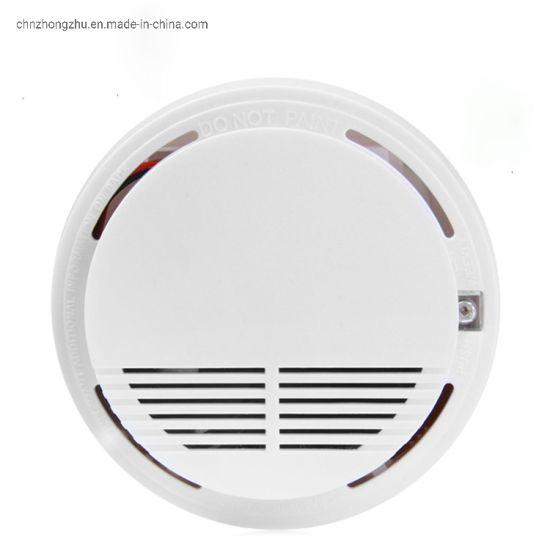 Factory Price Smoke Detector Smoke Alarm Fire Detector with OEM