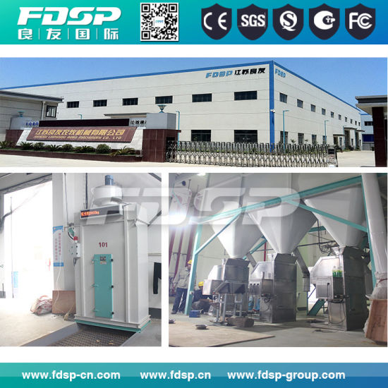 Value for Feeding Farm Fish Food Pellet Production Line pictures & photos