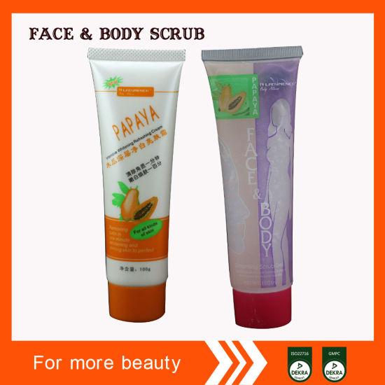 Face and Body Scrubbing Gel Peeling Gel