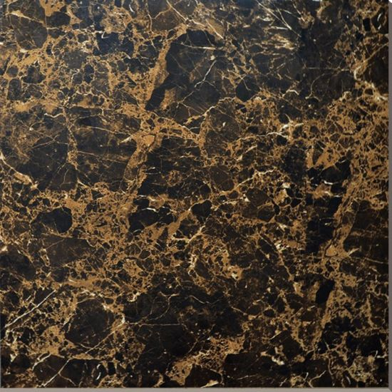 China Cheap Price X Decorative Dark Brown Floor Tiles China - 6x6 black floor tile
