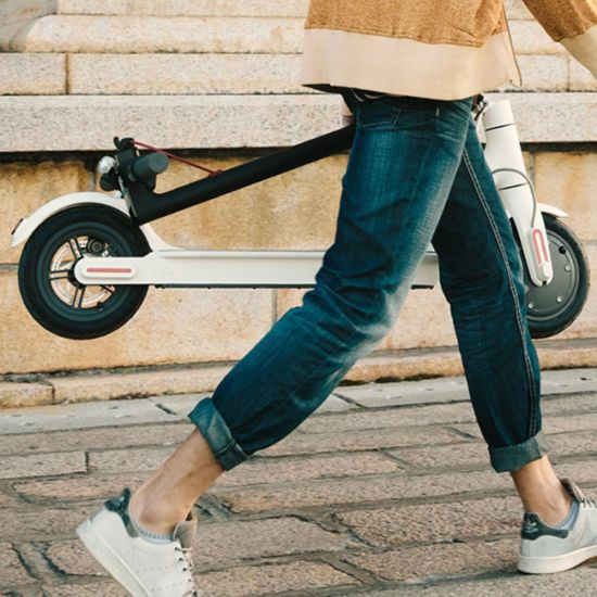 250W 2 Wheel Stand up Foldable Electric Scooter for Adults