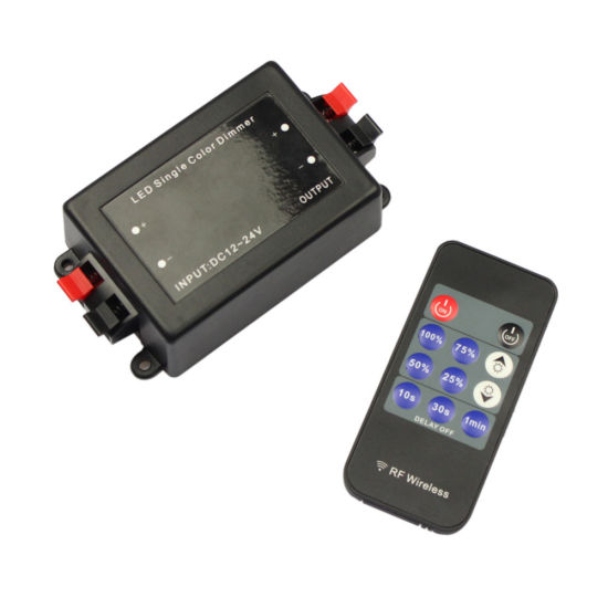 RF Remote LED Control with 11-Key Remote pictures & photos