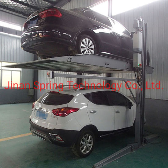2 Post Car Parking Lift/Car Parking Lift with Good Quality