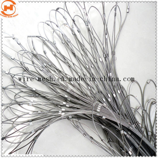 Stainless Steel Rope Mesh 7 X 19 and 7 X 7