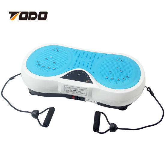 aa55ef50c69 China Ultra Slim Vibration Fitness Machine Body Shaper Platform ...