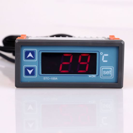Stc-100A Wholesale LED Display Microcomputer Temperature Controller