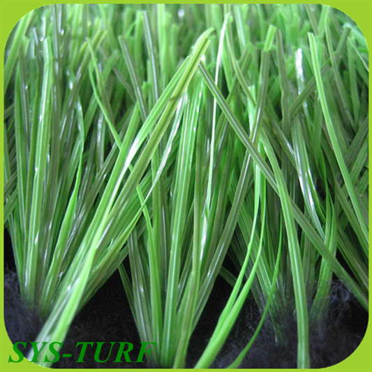 China Wuxi Hotsale High Quality Artificial Grass for Football Field pictures & photos