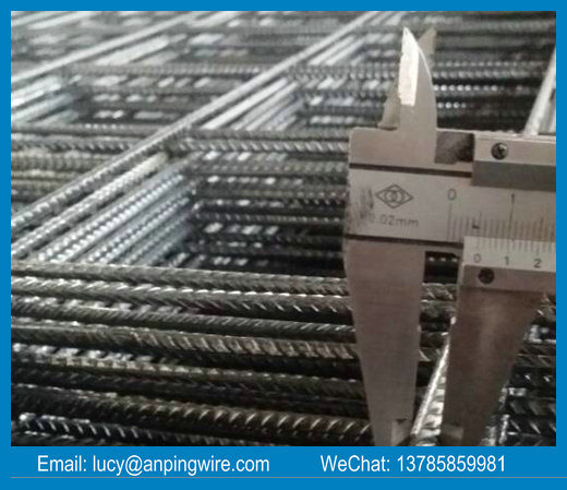 Concrete/Construction Reinforcing Welded Mesh pictures & photos