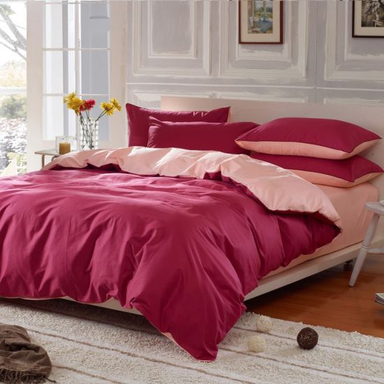 New Style Cheap Queen Sheet Set pictures & photos
