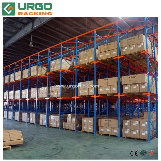 Factory Good Price Forklift Drive in Pallet Rack