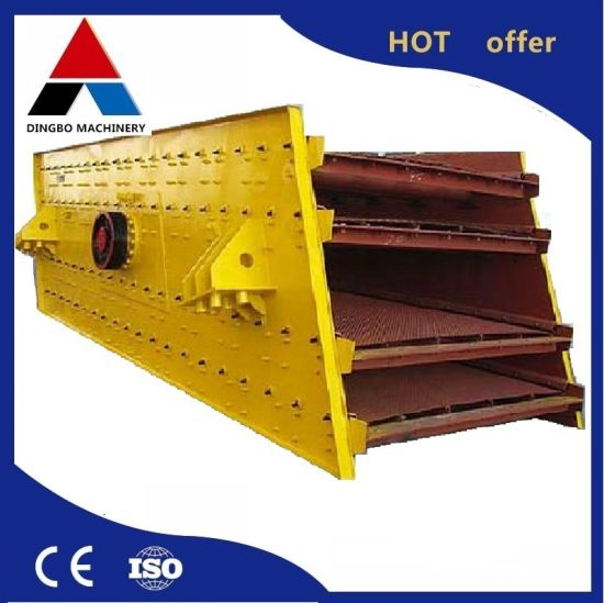 Large Productivity Mining Vibrating Screen pictures & photos