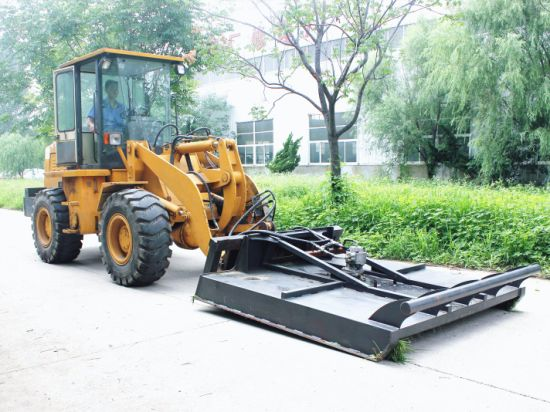 Best Price Hcn Brand 0508 Hydraulic Lawn Mower Compatible to Bobcat Skid Steer Loader, Excavator and Loader Grass Cutter Brush Slasher for Sale