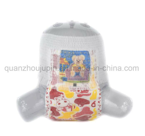 OEM High Quality Soft Breathable Disposable Baby Diaper pictures & photos